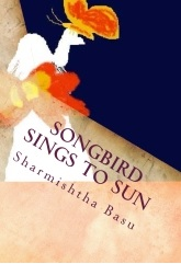 songbird sings to sun