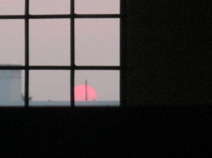 sunset 20.3.15