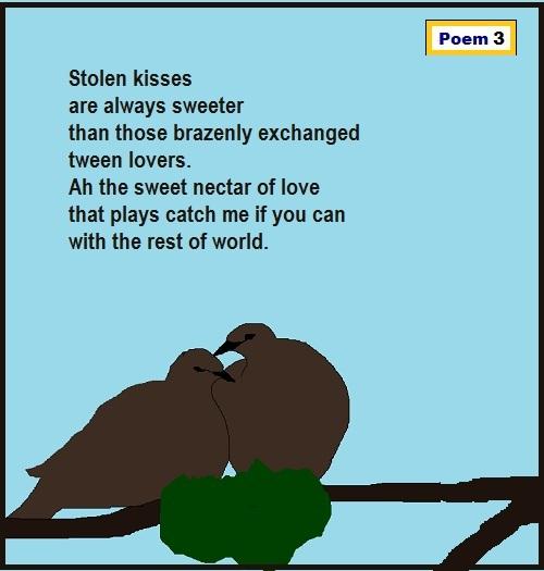 poem 3 english