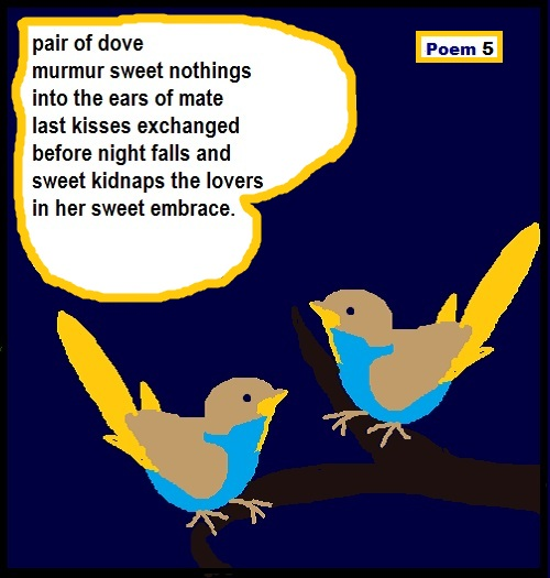 poem 5 english