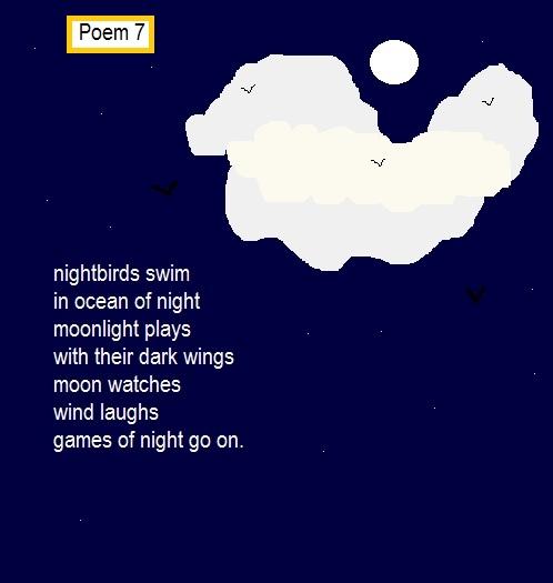 poem 7 english
