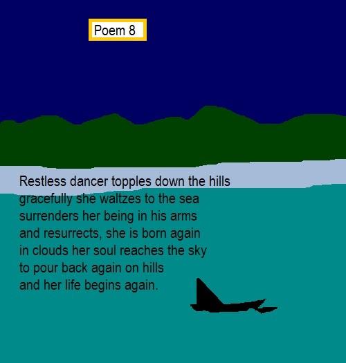 poem 8 english