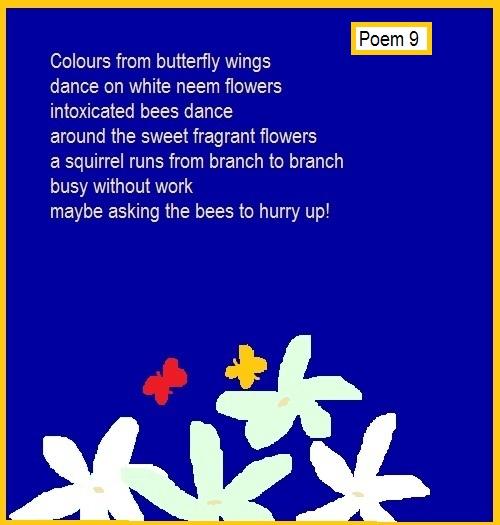 poem 9 english